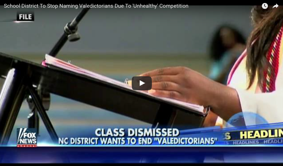 School Board Votes To Stop Naming Valedictorians: Do You Agree With Their Logic?