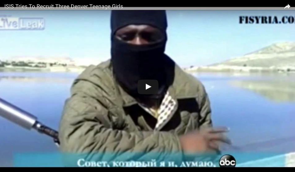 Hacktivists Report: ISIS Seeking American Teen Girls And Delivering Materials To Them