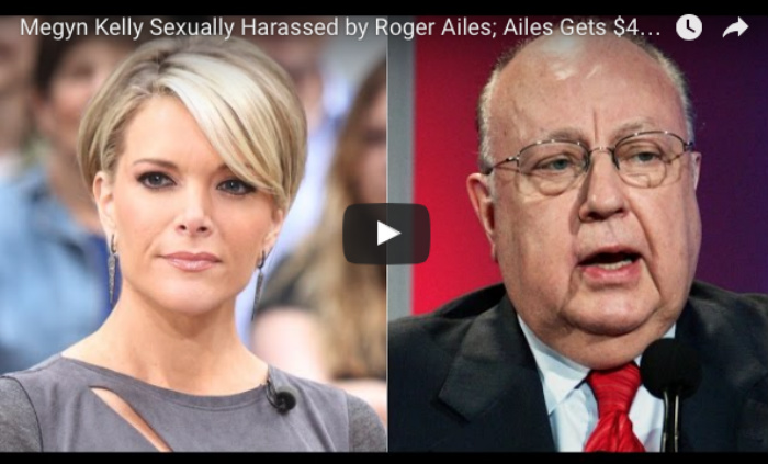 BREAKING: Roger Ailes Makes Stunning Move In Response To Sexual Harassment Scandal