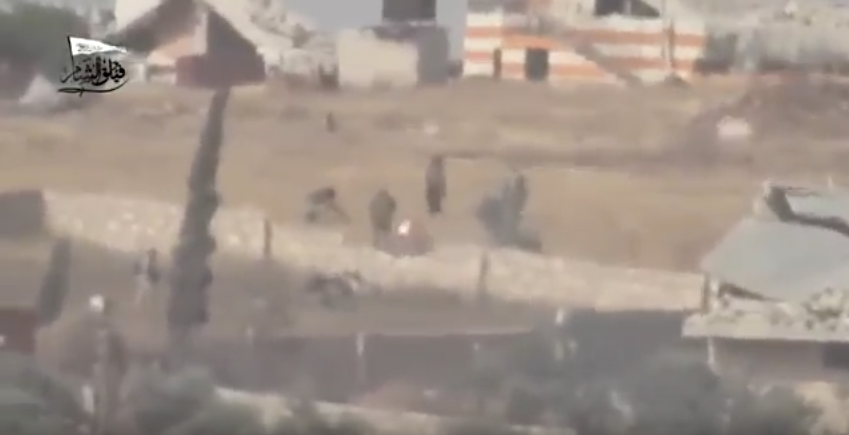 [WATCH] A Terrorist Group Celebrates Their Kill, Until They Realize Their Massive Mistake