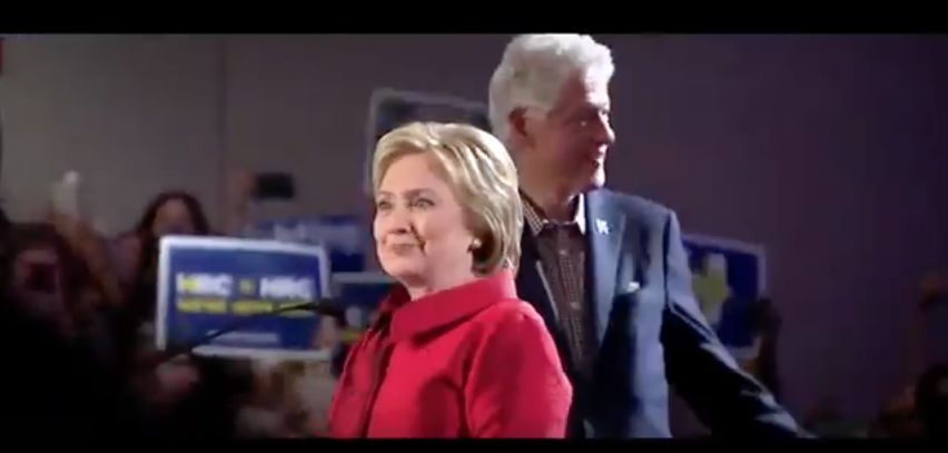 Viral Video Is Ruining Hillary, Even With Democrats