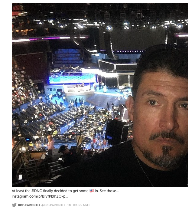 Benghazi Attack Survivor Goes To The DNC To BLOW THE LID Off Of Hillary