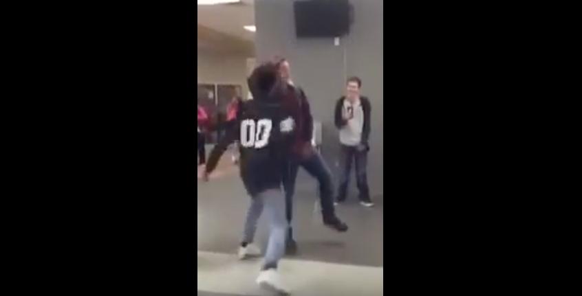 VIDEO Proves That THUGS Who SUCKER PUNCH Often Meet Karma