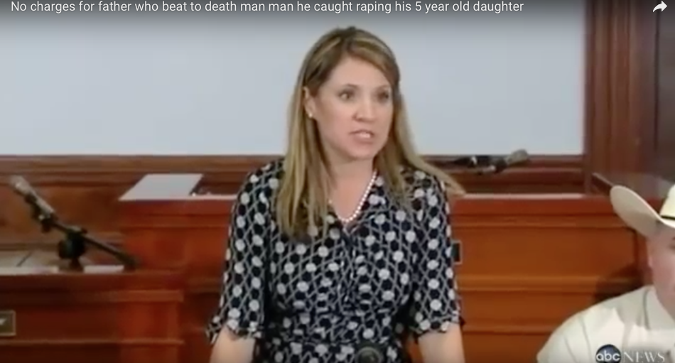 Man Learns His Fate After Finding A Rapist With His 5-Year Old Daughter And Beating Him To Death