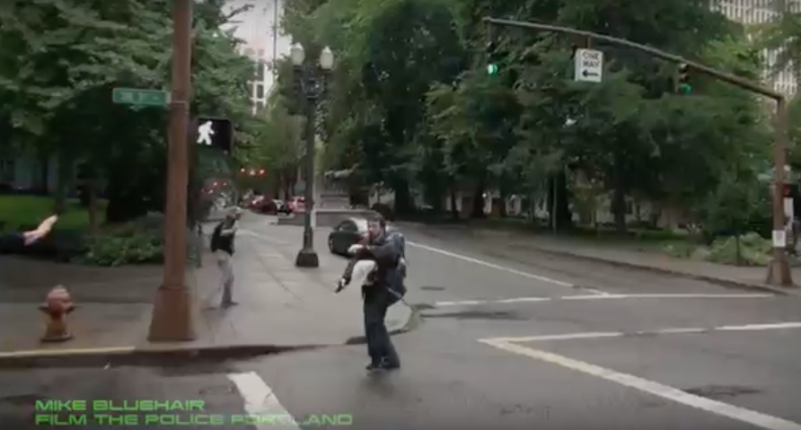 WATCH This Man Pull A Gun On Black Lives Matter: Should He Have Been Arrested?