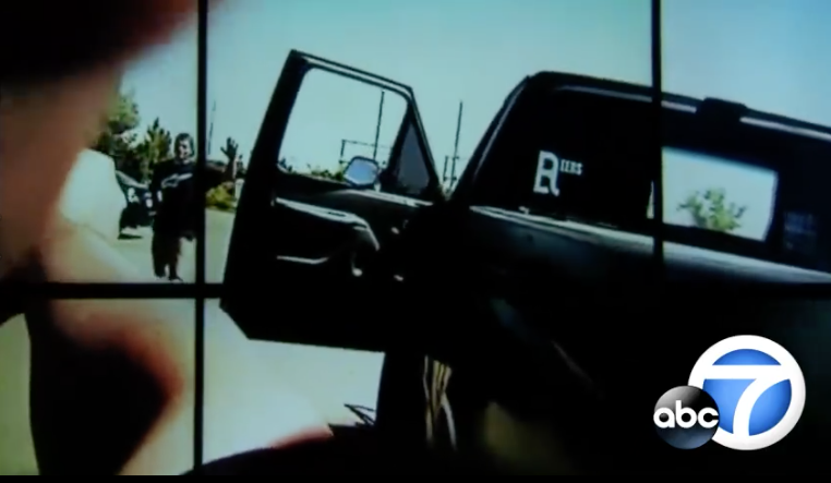 Fresno Police Release VIDEO Of Shooting Of Unarmed WHITE Teen Dylan Noble