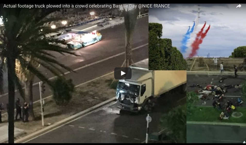 If Not For The Brave Actions Of One Hero The France Attack Would Have Been Far Worse