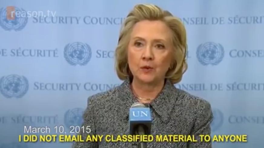 Redditors Reveal 'The Smoking Gun In The Clinton Email Saga'