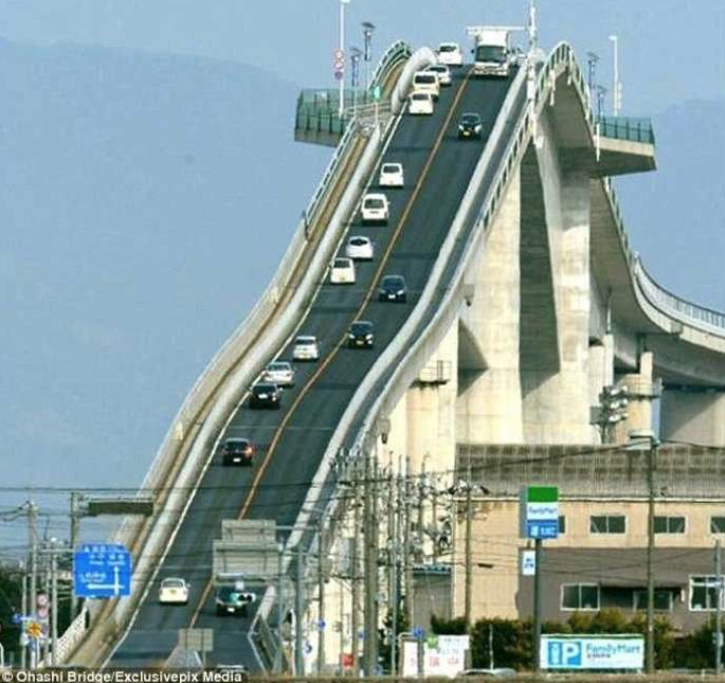 [WATCH] This Is The Most Terrifying Bridge In The World