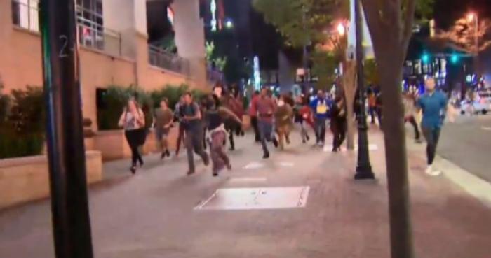 SHOTS FIRED! NC Gov Declares Emergency After Indiscriminate Violence, Gunshots