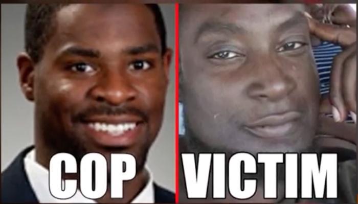 Brentley Vinson: The Cop Who Shot Keith Scott