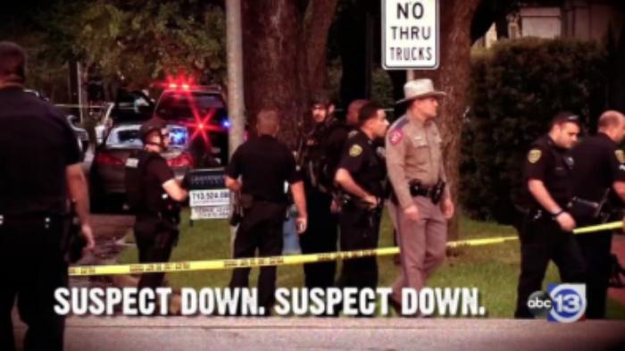 New VIDEO Emerges, Reveals Horrifying Timeline Of Houston Shooter's Scheme