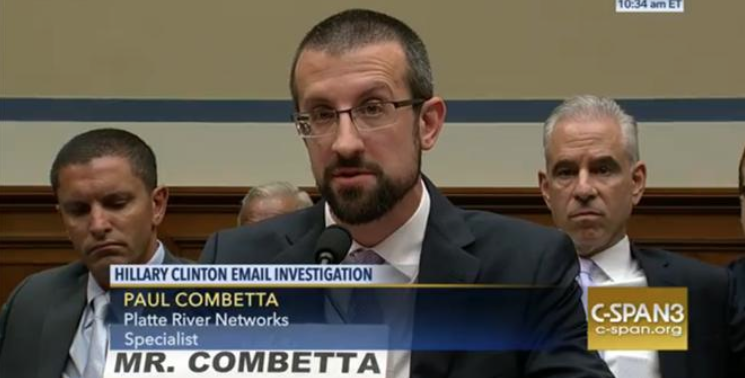 SHOCKER: Employee Who Used BleachBit To Wipe Hillary's Server Takes The Stand