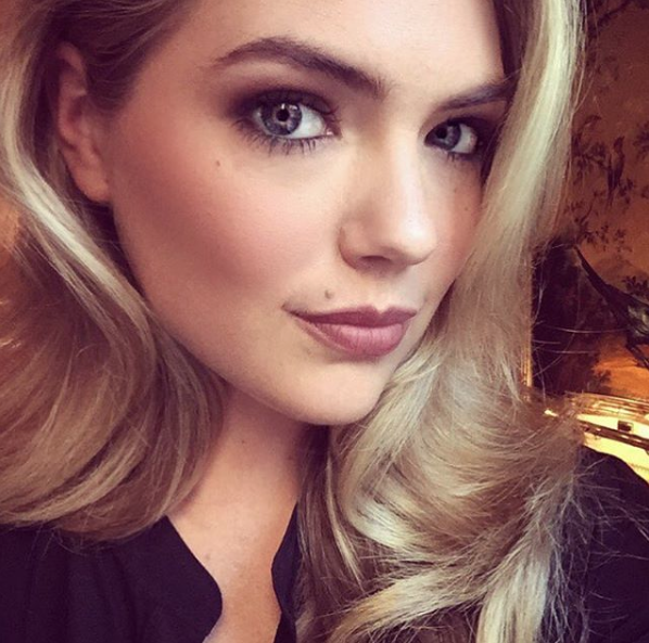 Supermodel Kate Upton DESTROYS The Miami Dolphins In SCORCHING Instagram Photo
