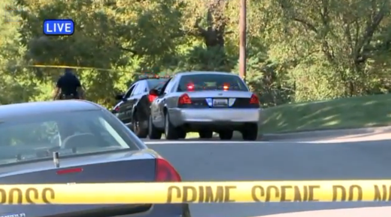 STUDENT SHOT: Just Blocks From School, Police Scrambling To Find Shooter