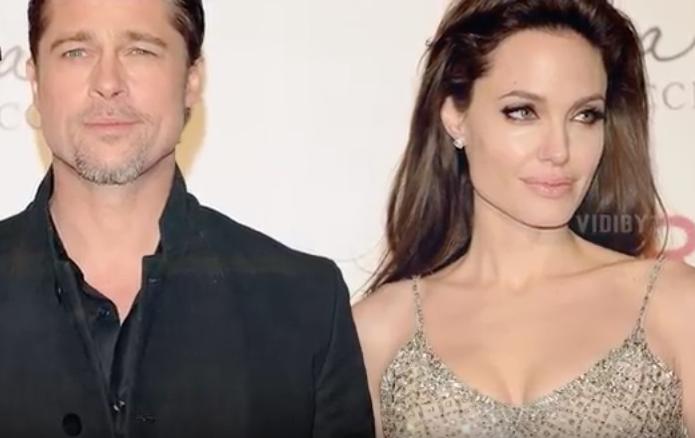 The Shocking News And Details Of Angelina Jolie's BREAKING DIVORCE With Bratt Pitt