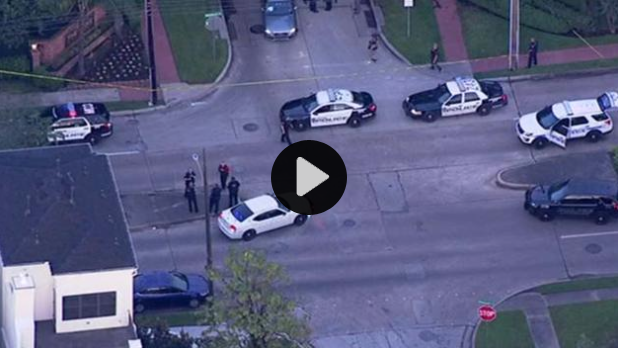 UPDATE: Watch Live - ACTIVE SHOOTER Taken Down By Houston Police