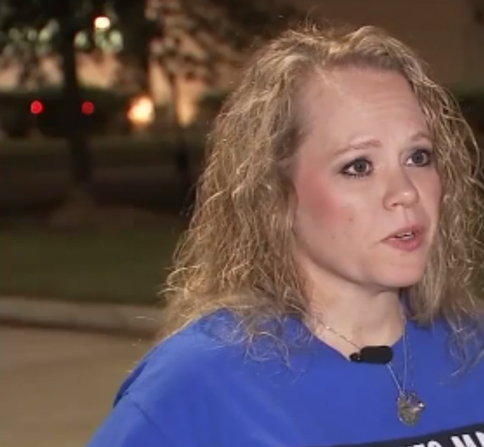 Woman Refused Service At Major Grocery Store For Her T-Shirt