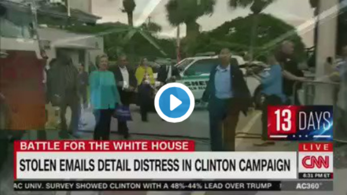 SHOCKWAVE: Hillary's Campaign CONFESSES, Admits These WikiLeaks Emails Are True