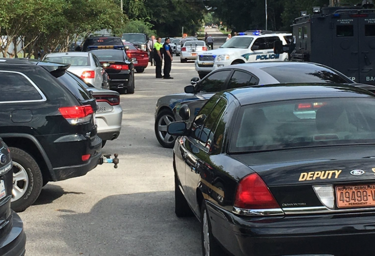 UPDATE: ACTIVE SHOOTER At Carolina Beach Elementary
