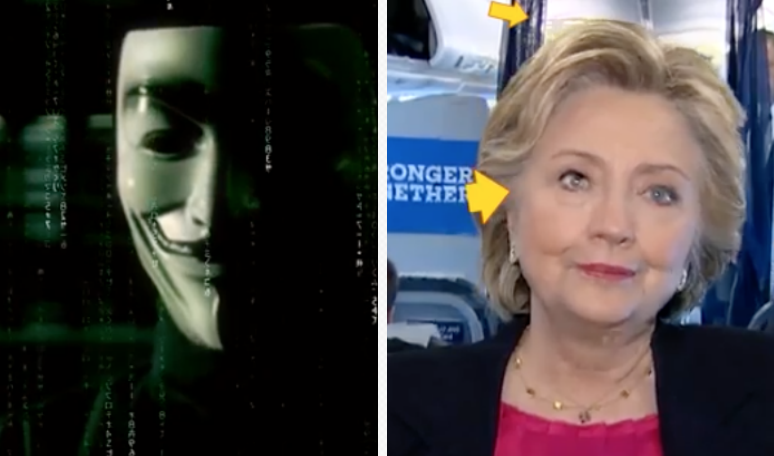 ANONYMOUS Releases BLOCKBUSTER, Trump's Lewd Video BACKFIRES On Hillary