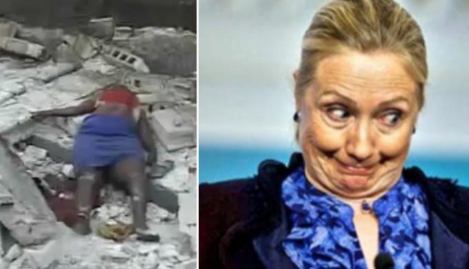 Haitian Senate Pres. Reveals Hillary's Vulgar EXPLOITATION Of Dying Haitians