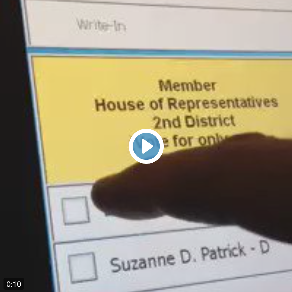 SHOCK VIDEO: This Is What Can Happen If You Don't Demand A Paper Ballot