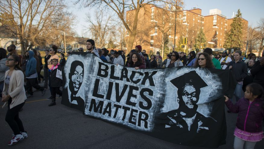 [VIDEO] Black Lives Matter Marches Erupt In Pasedena: 'KILLERS'