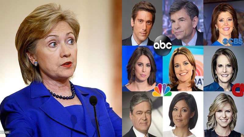 The WikiLeaks FULL LIST: 65 Reporters You Cannot Trust, 'Offline' Hillary Meetings Confirmed