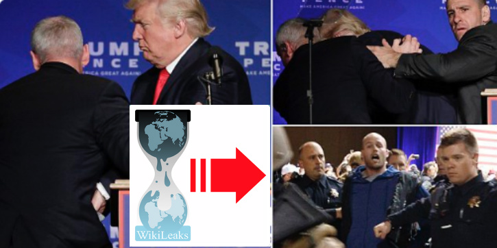 EXPOSED: Trump's Nevada 'Attacker' Found In WikiLeaks Files - HERE IS WHY!