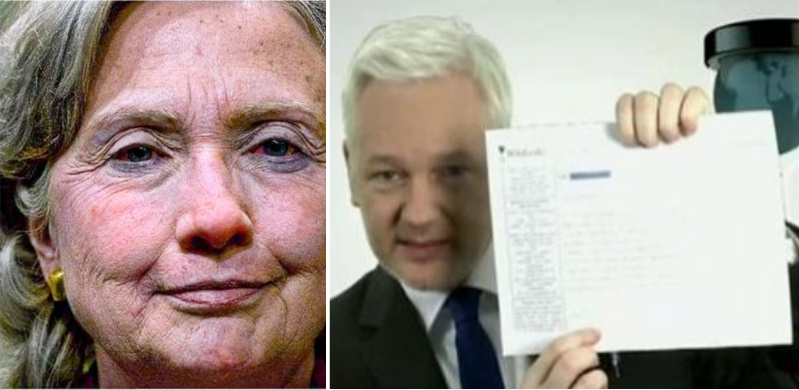WikiLeaks ELECTION DAY BOMBSHELL: Federal Laws Confirmed Broken, 'LOCK HER UP!'