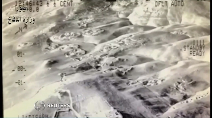 ARSENAL: Here Is How ISIS Combines A Hand Grenade With A $1,000 Drone