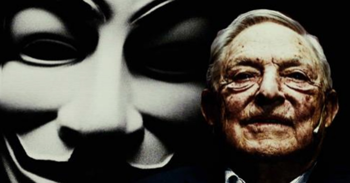 ANONYMOUS: 'The Take Down Of George Soros Has Begun'