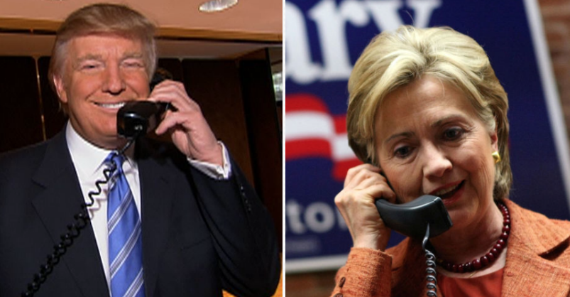 Here's What REALLY Happened When Trump's Phone Rang On Election Night