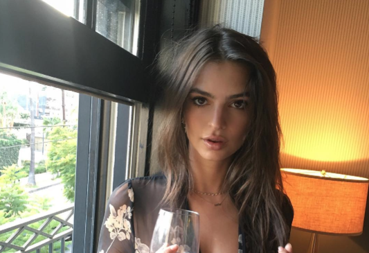 Emily Ratajkowski REVEALS Her Own Trump Protest - ANNOYING But Irresistibly Beautiful