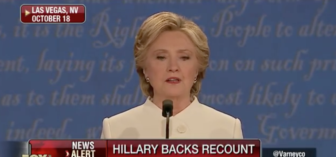 Michigan Just Stunned Hillary, Then Pennsylvania Knocked Her Out