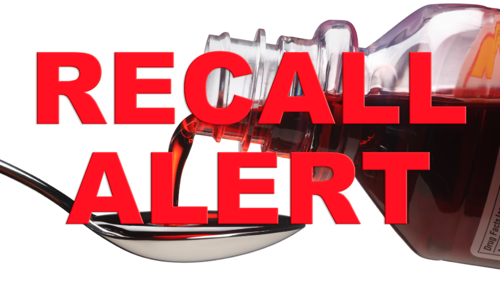 URGENT: Do Not Give Your Children ANY Of These Medicines - RECALL