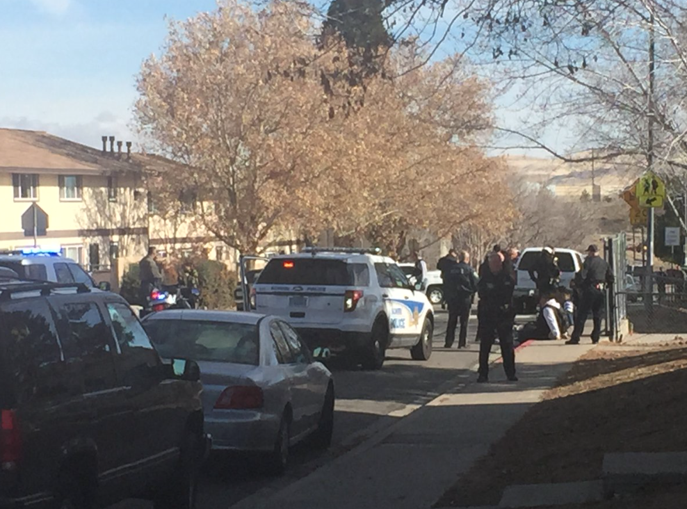 BREAKING: Teen Student SHOT At School By Police, Students On Lock Down