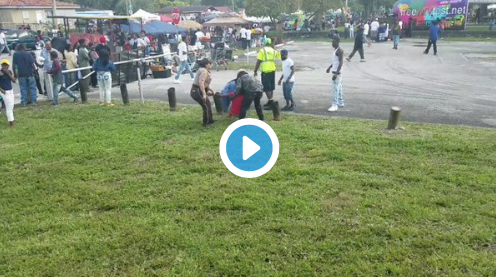 BREAKING: Mass Shooting At Martin Luther King Jr. Memorial Park, Miami