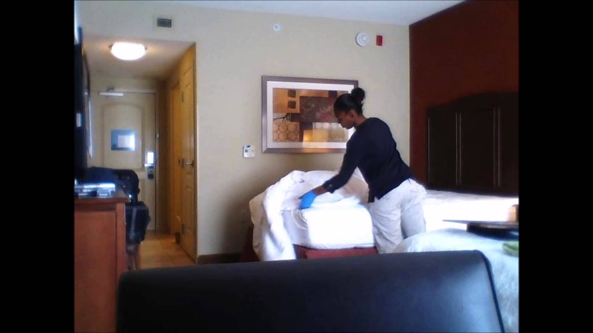 What His Hidden Camera Captured In His Hotel Room Is Truly ...