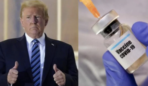 Why Is President Trump Pushing The Vaccine? Here's Why…